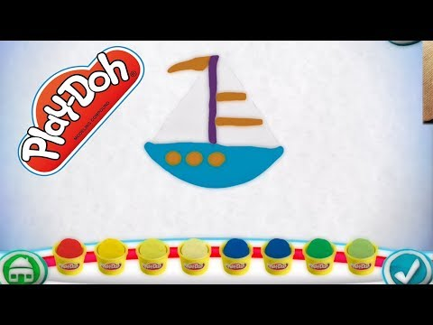 Thumbnail: Play Doh Learn Abc Letter B - Play do for kids learning abc song youtube with playdough