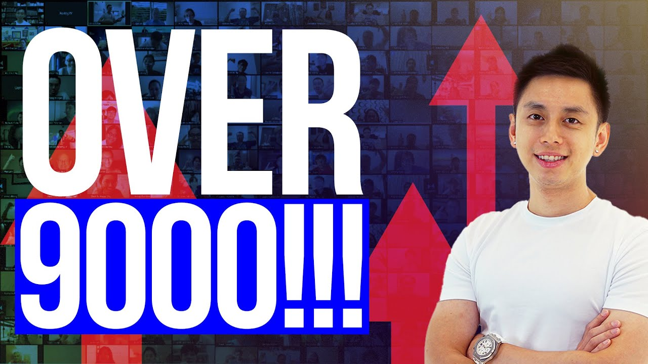 How I'm Getting Over 9,000 People Into My Webinars Every Week! ($15,000/Day Campaign REVEALED)