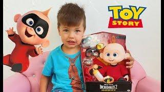 Подарок для Ричарда Кукла из мультика Суперсемейка Джек Джек