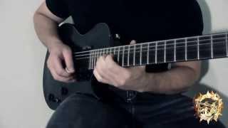 Soilwork - The Living Infinite II (Guitar Cover)