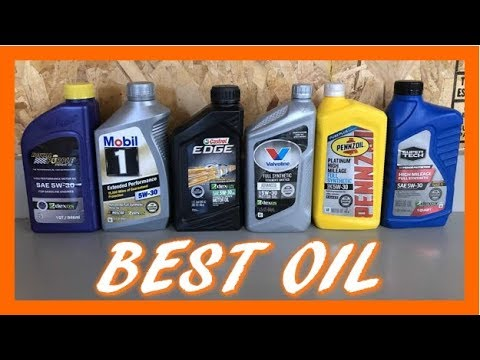 Synthetic Motor Oil Comparison | Which Engine Oil is Best?