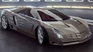 Asphalt 9: Legends - Cadillac Cien Concept Test Drive