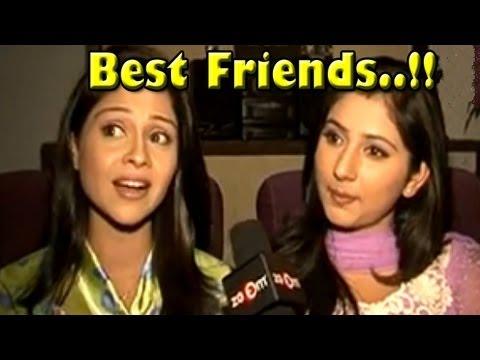 Avantika & Pankhudi from 'Pyar ka Dard Hai' best friend in real life..!
