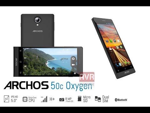 Archos 50c Oxygen Android KitKat 4.4.2 - AVRMagazine.com