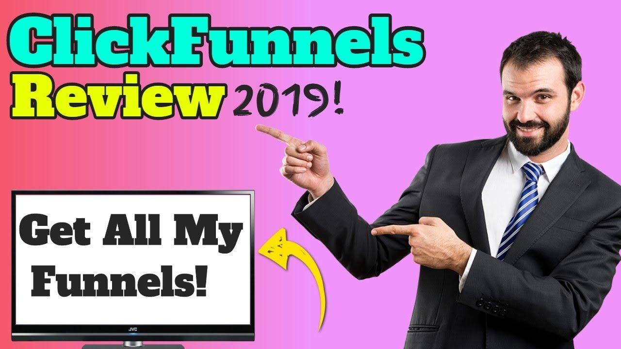 ClickFunnels Review And Bonus 2019!