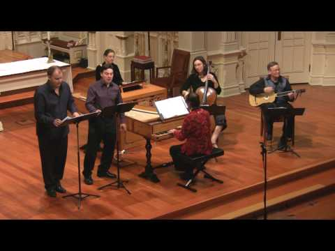 Monteverdi: Zefiro Torna; Thomas Cooley & Christopher LeCluyse with Voices of Music