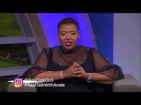Real Talk with Anele Season 3 Episode 107 - Vatiswa Ndara & Dricus Du Plessis