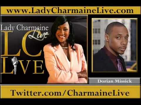 Dorian Missick talks 'BIG WORDS'  on Lady Charmaine Live