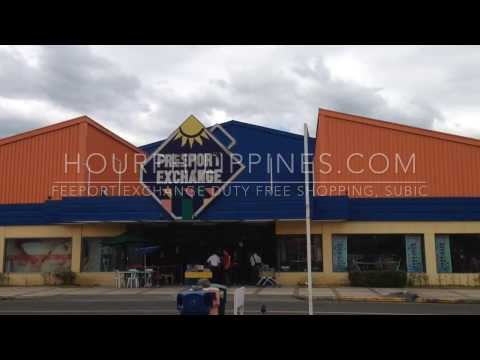 Freeport Exchange Duty Free Shopping Subic by HourPhilippines.com