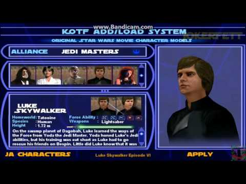 Time to Kill: Star Wars Knights of the Force