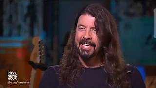 Dave Grohl Interview | PBS NewsHour
