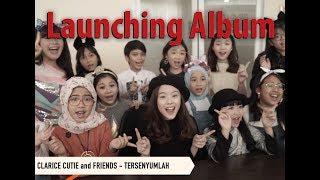 Launching Album Clarice Cutie & Friends di Cibinong City Mall Desember 2018