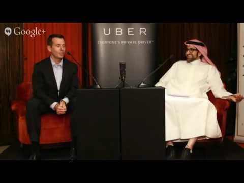 Sultan Al Qassemi in Conversation with David Plouffe