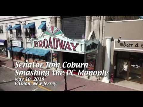 WPHT Speaker Series: Tom Coburn and Rich Zeoli discuss 'Smashing the D.C. Monopoly'