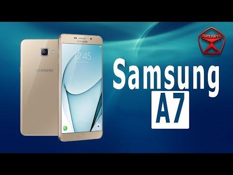 Samsung Galaxy A7 (2017) ОБЗОР / от Арстайл /