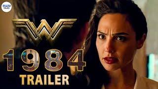 Wonder Woman 1984 - Official Trailer Reaction | Gal Gadot | Chris Pine | DC Comics | LittleTalks