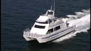 High Speed Catamaran Whale Watch Cruise Boat