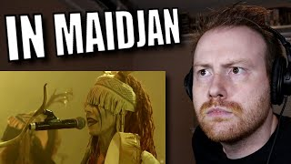 ODIN IS WITH US   Heilung - In Maidjan Live REACTION