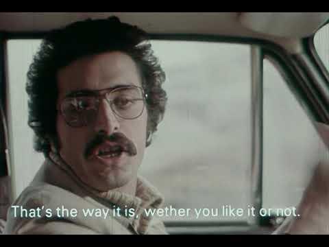 The Report (Gozaresh) 1977 clip - Abbas kiarostami