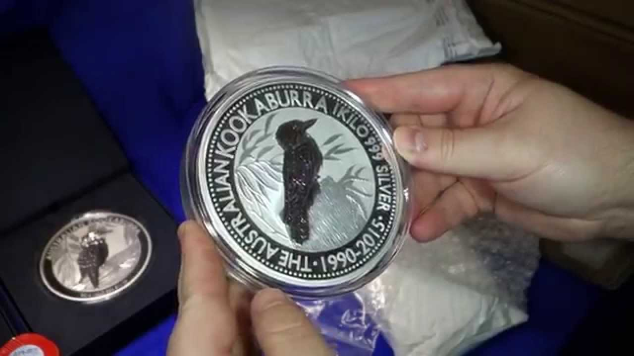 Unboxing 481oz Of Silver Bullion Doovi