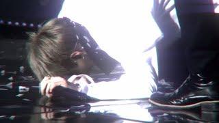 yoongi ─ secretly in pain