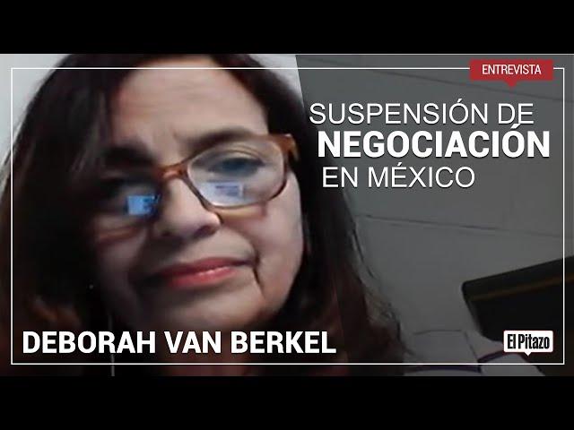 ¿Quién pierde con la suspensión de las negociaciones en México?