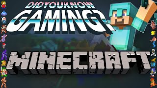 Minecraft Part 2 - Did You Know Gaming? Feat. The Completionist