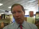 Tom Udall Answers Question on Iraq, Economy