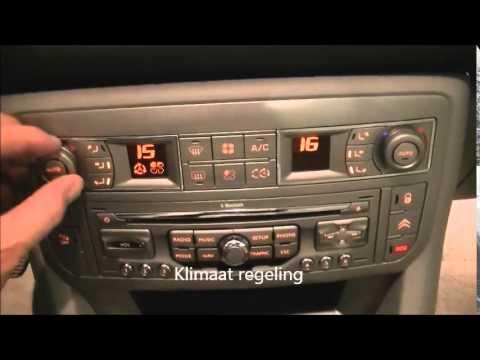 Citroen C5 1.6 THP 155PK Exclusive [led,fm navi,chroom,half leder,17 inch lmv].mp4