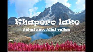 Khapero lake, Sukai sar, Allai