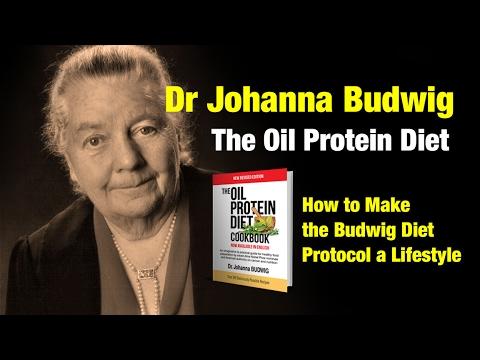 Dr. Budwig Przepisy Diät