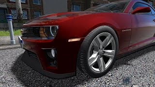 City Car Driving |Chevrolet Camaro ZL1  | Drive+Drift | 60 FPS | 1080p
