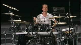 Hillsong drum workshop - Adonai