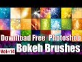 Bokeh Brushes Effect For Photoshop Download Free Vol#14 Desimesikho 2018