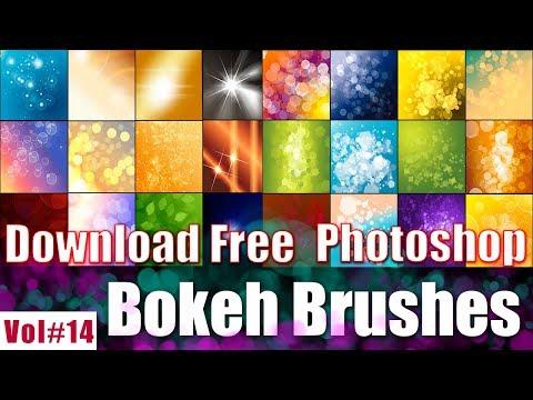 Bokeh Brushes Effect For Photoshop Download Free Vol#14 [desimesikho] 2018