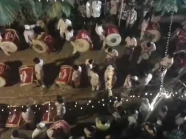 Nashik dhol Ganesh visarjan 2012 Travel Video