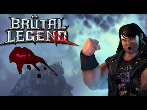 Brutal Legend: Part.1- Sexy demon chicks and hot mettle girls