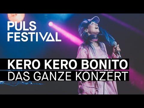 Kero Kero Bonito live beim PULS Festival 2016 (Full Concert)