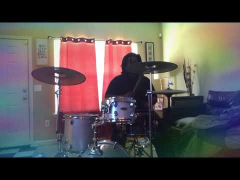 Chained to the rhythm Drum Cover Katy P