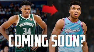 The TRUTH About Giannis Antetokounmpo's Future That He DOESN'T Want You To Know...