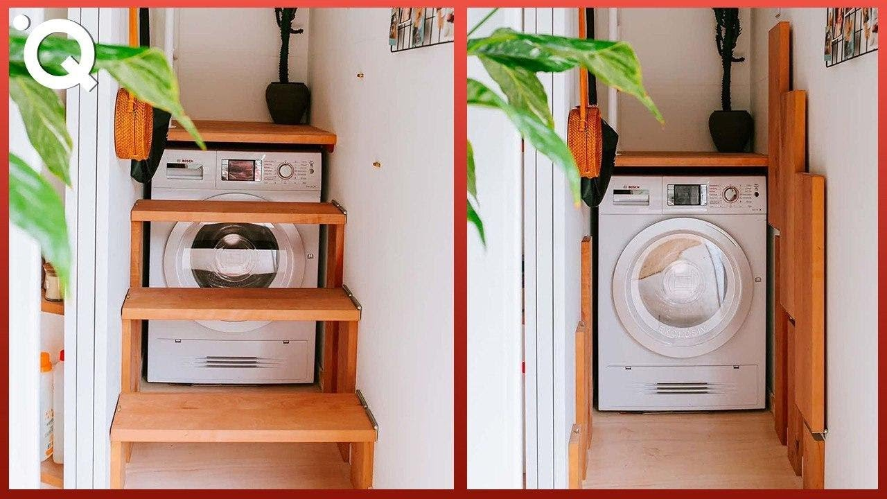 Невероятни идеи за дома за пестене на място▶9
