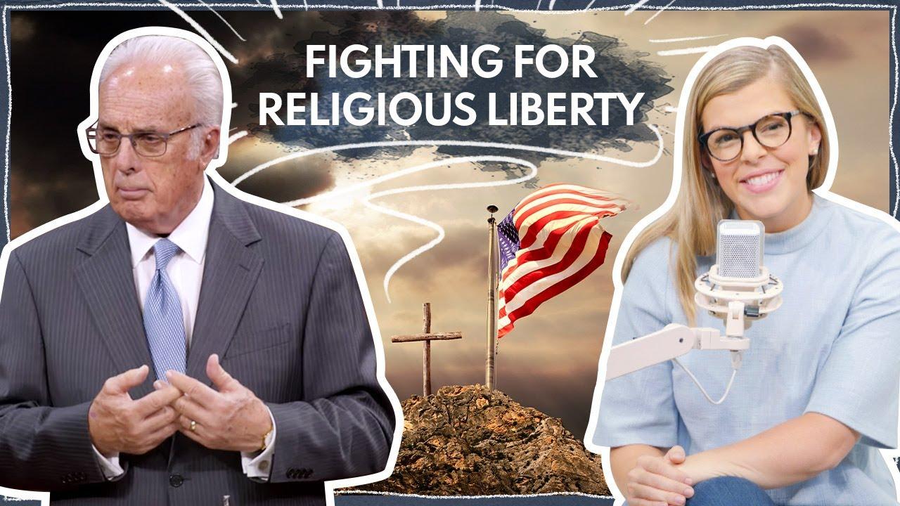 Trump V. Biden 2020: Religious Liberty | Guest: John MacArthur | Ep 292