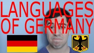 Languages of GERMANY! (Languages of the World Episode 6)