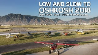 Video Day 1 - Low And Slow To Oshkosh 2018 - Reno to Salt Lake download MP3, 3GP, MP4, WEBM, AVI, FLV Agustus 2018