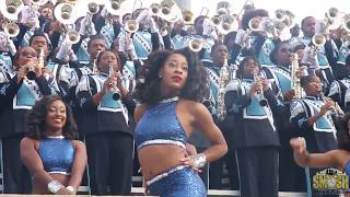 "Jackson State Ft. J Settes ""All Mine"" By: Kanye West 2018 @ Soul Bowl"