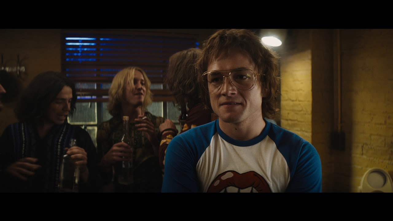 Rocketman Teaser Trailer Oficial Paramount Pictures Spain