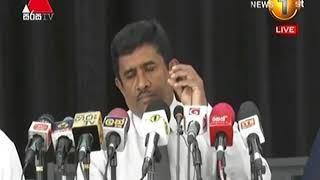 News 1st: Prime Time Sinhala News - 7 PM | (31-08-2018) Thumbnail