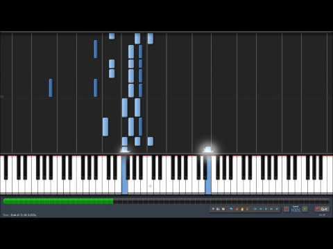 Ragnarok Online - Theme of Morroc Synthesia piano MIDI