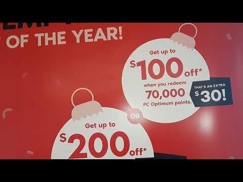 My Shoppers Drug Mart Bonus Redemption..