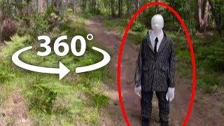 360 Slenderman | VR Horror Experience